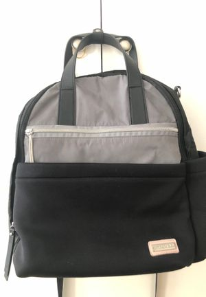 Diaper bag skip hop, black in a great condition. for Sale in Queens, NY