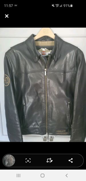 Leather Harley Davidson Jacket for Sale in West Bloomfield Township, MI