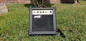 Bc rich 10watt practice amp. for Sale in Virginia Beach, VA