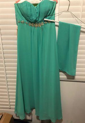 Cute Prom or Wedding dress in size Large for Sale in Stockbridge, GA