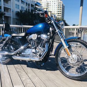 2006 Harley Davidson XL1200C Excellent condition **Yes We Finance ** for Sale in Boynton Beach, FL