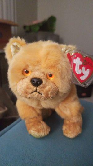 Ty Zodiac Beanie Baby: Dog for Sale in Claremont, CA