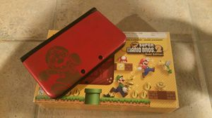 Nintendo 3DS Super Mario Gold Edition for Sale in Federal Way, WA