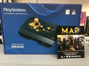 Drone PlayStation 3/4 Arcade stick for Sale in Baltimore, MD