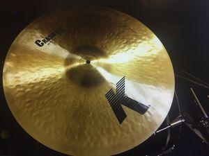 "Zildjian 20"" K Crash/Ride Cymbal for Sale in Gainesville, VA"