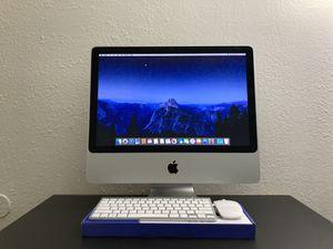 """Apple iMac 20"""" + keyboard + mouse for Sale in Hialeah, FL"""