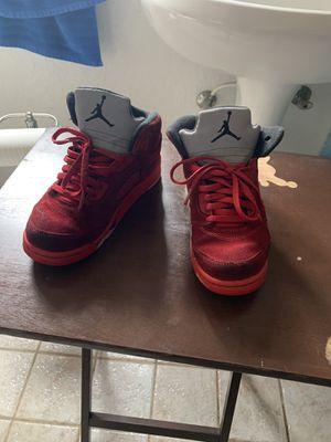 Jordan retro 5 for Sale in San Antonio, TX
