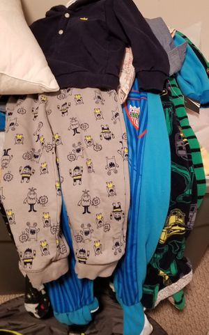 TONS of baby/Kids clothes newborn-3T NO MORE THAN $5 ,some with tags,No stains,Great condition for Sale in Beverly, MA