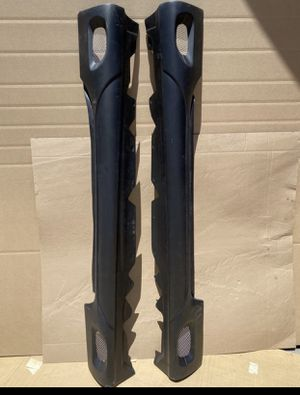2003 - 2012 Mercedes SL Class R230 Duraflex LR-S Side Skirts Rocker Panels - 2 Piece - Part # 103735 for Sale in City of Industry, CA
