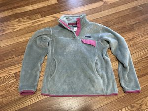 Patagonia Fleece Pullover for Sale in Lakewood, OH