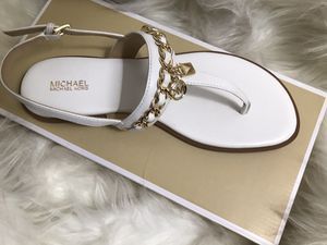 Michael Kors Sandals size 8 for Sale in Fort Lauderdale, FL