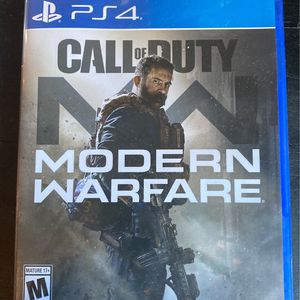 Call Of Duty Modern Warfare For PS4 New Sealed for Sale in Bowling Green, FL