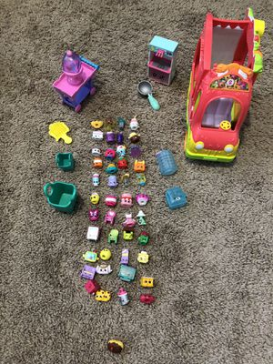 Shopkins set for Sale in Renton, WA