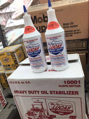 Lucas oil stabilizer for Sale in Montclair, CA