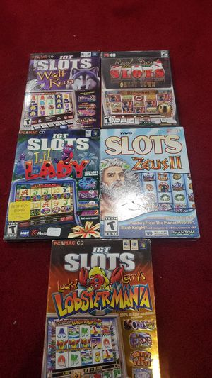 Computer games slot machines for Sale in Brooks, OR