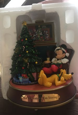 Mickey Mouse Disney Christmas for Sale in Auburn, WA