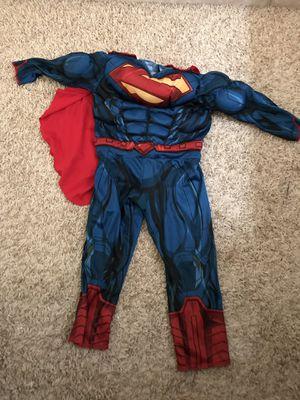 Superman costume - dc comics (2T) for Sale in Bakersfield, CA