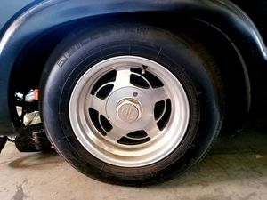 "15"" American racing Chrome rims and tires for Sale in City of Industry, CA"