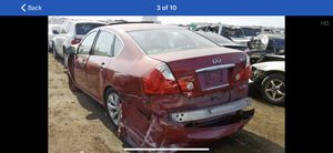2006 infinity m35 for parts call Turbo Team auto wrecking for your parts more than 700 cars for parts for Sale in San Diego, CA