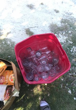 Free stuff glass wine and cups al sizes for Sale in Goulds, FL