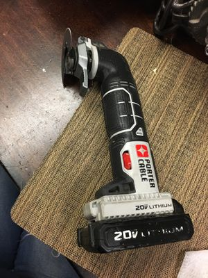 Porter cable multi tool for Sale in Bakersfield, CA