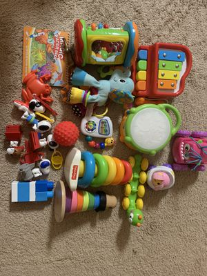 New and clean Kids toys for Sale in Kissimmee, FL
