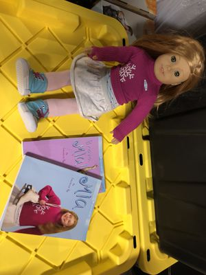 American girl doll Mia for Sale in New Albany, OH