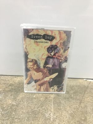 Green Day Insomniac Tape for Sale in Vallejo, CA