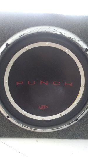 Punch P1 12v for Sale in Atlanta, GA