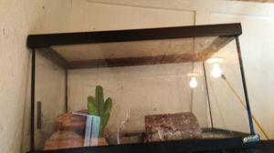Reptile tank for Sale in Victoria, TX