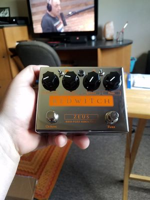 Redwitch Bass Fuzz Suboctave for Sale in Chicago, IL