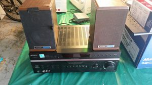 sony stereo receiver for Sale in Elkton, MD