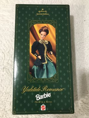 Yuletide Romance Barbie - never used! 😊 for Sale in New York, NY