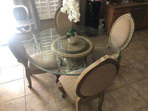 Breakfast table GREAT CONDITION for Sale in Phoenix, AZ