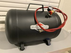 Briggs & Stratton , 7-Gallon 125 PSI Air Tank: for Sale in Irving, TX