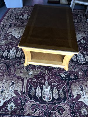 Coffee Table and Dining Table for Sale in Lackawanna, NY