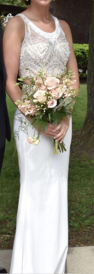 Beautiful Ivory prom/wedding dress for Sale in Monongahela, PA