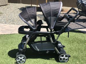 Graco convertible tandem stroller for Sale in Mesa, AZ
