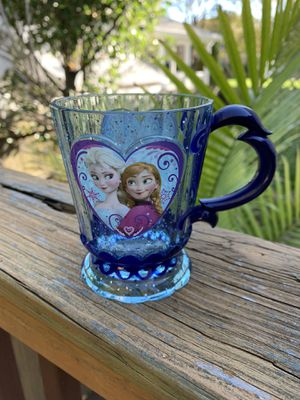 Disney Frozen Plastic Cup for Sale in Virginia Beach, VA