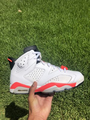 White Infrared 6s for Sale in Houston, TX