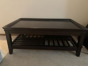 Coffee table & end table set for Sale in Gahanna, OH