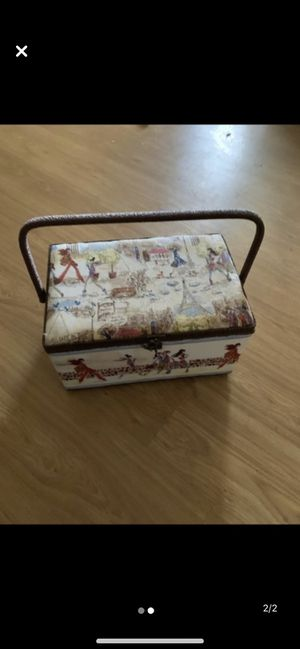Sewing box for Sale in Las Vegas, NV