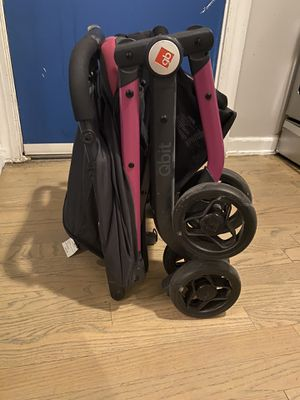 GB Qbit lite stroller for Sale in Takoma Park, MD