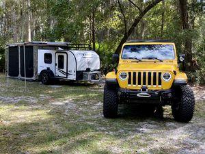 Teardrop InTech Flyer Travel Camper Trailer - $7300 (Lutz) for Sale in Lutz, FL
