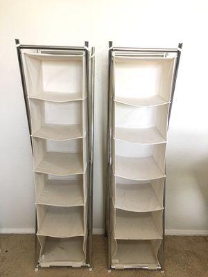 2 IKEA collapsible Organizer Shelf for Sale in Las Vegas, NV