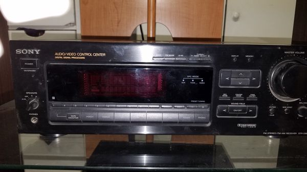 Surround sound,Receiver, DVD &CD changer