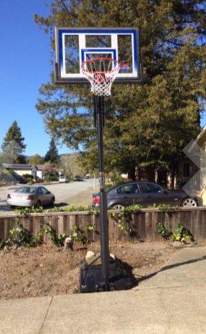 New!! Basketball hoop, adjustable basketball hoop, portable basketball hoop for Sale in Phoenix, AZ