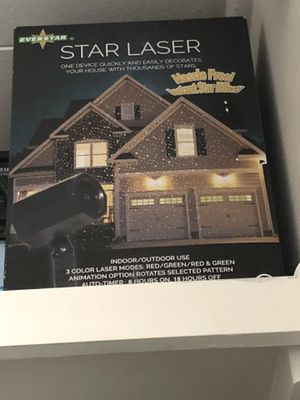 Christmas lights projector for Sale in Sunbury, OH