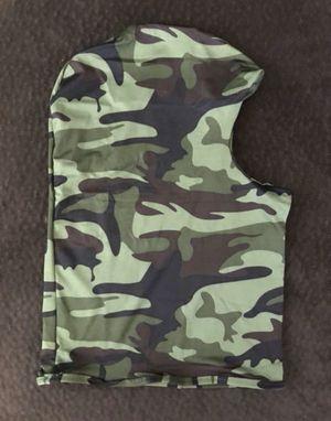 Camo Mask / Camo Arm Sleeves $5 a pair for Sale in Ewa Beach, HI