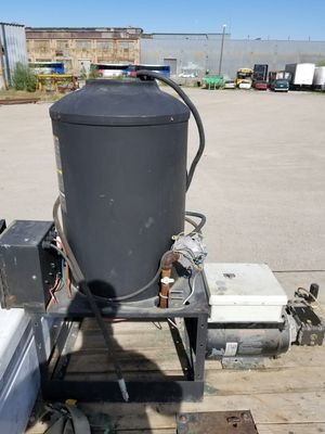 Hot water pressure washer for Sale in Salt Lake City, UT